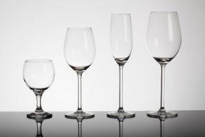 tipologie calici vino