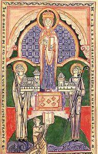 I santi primi Abati di Citeaux