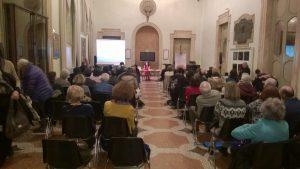 La storia dello Sherry, Conferenza di presentazione dell'Opera Carmen, nel Foyer Respighi