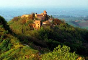 Il castello di Monteveglio