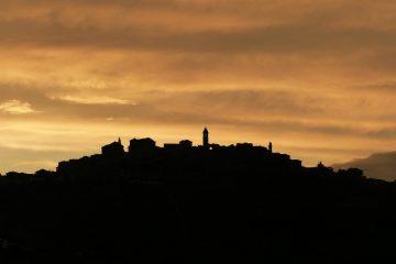 bussia-tramonto