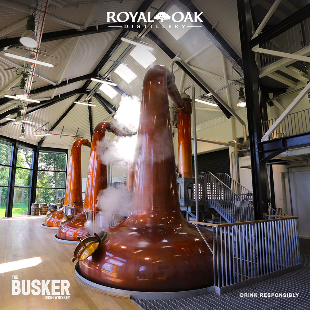 The Busker Royal Oak
