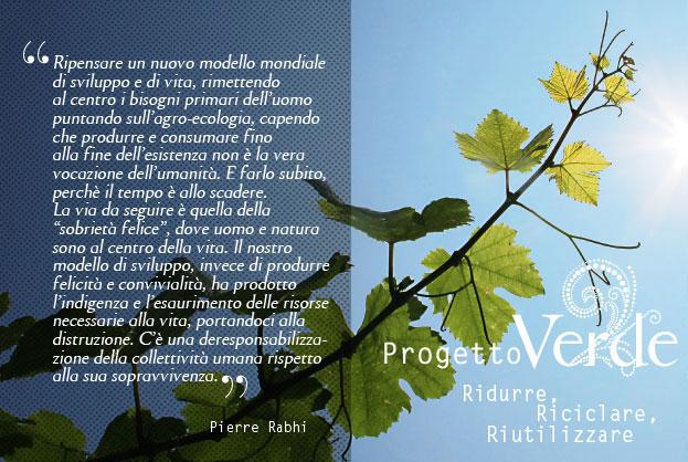 San Simone progetto verde