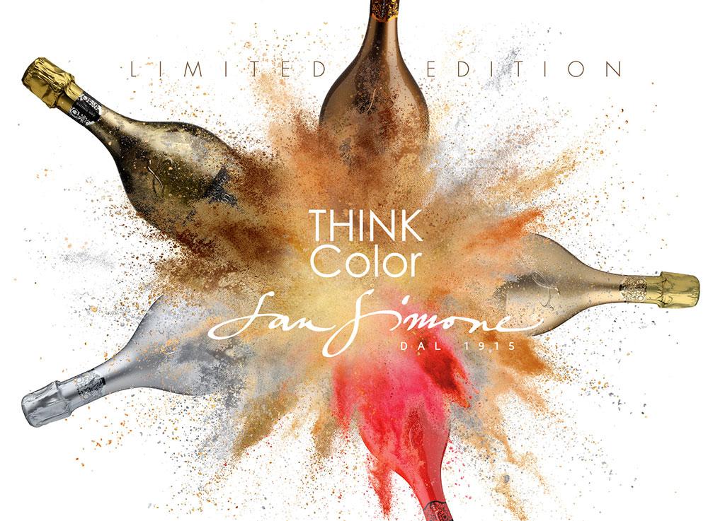 San Simone limited edition think colour